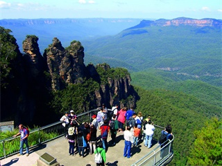 Sydney City and Blue Mountains Express Tour