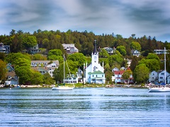 4-Day Green Bay, Mackinac Island, Sleeping Bear Dunes National Lakeshore, Holland Tour from Chicago