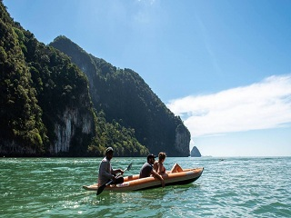 1-Day James Bond Island tour from Phuket (Longtail boat)