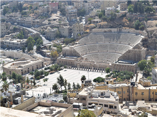 1-Day Amman City Tour, Jerash and Ajloun Day Tour from Amman