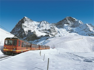 1-Day Jungfraujoch - Top of Europe from Lucerne