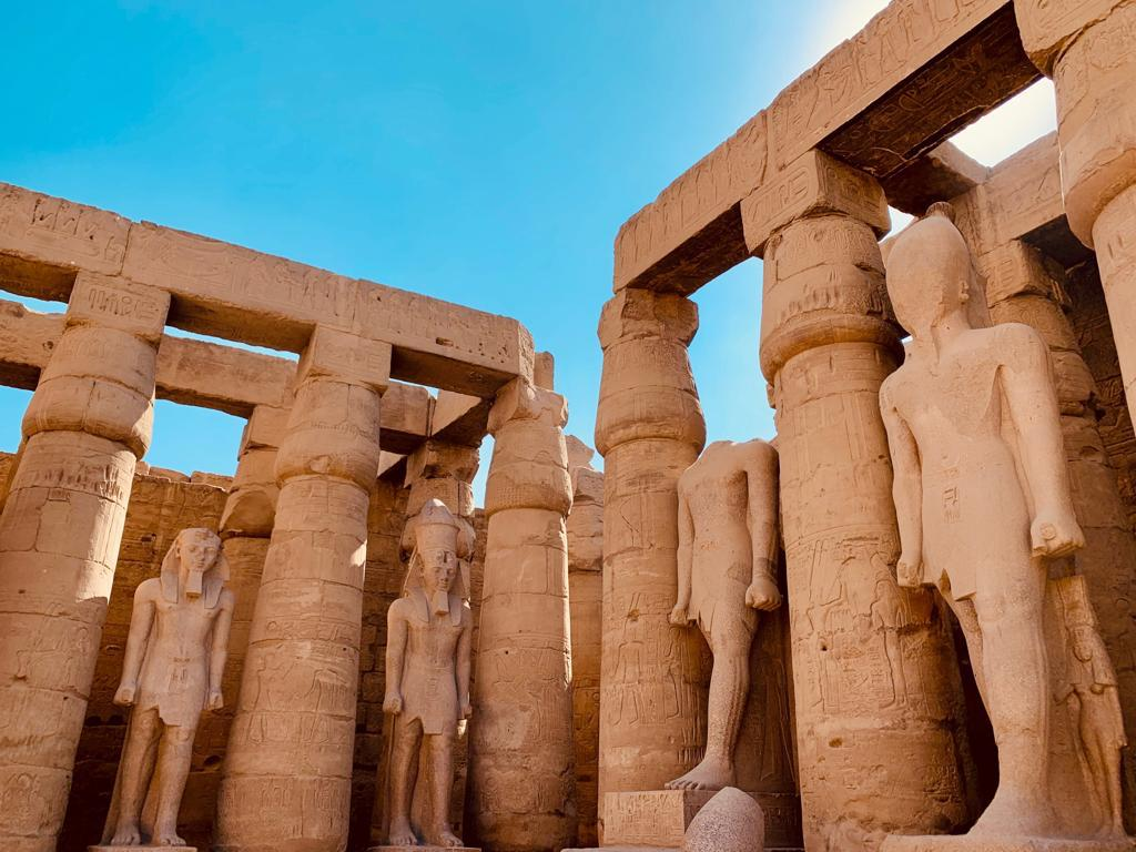 1-Day Luxor Private Tour By Road from Hurghada