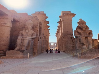 1-Day Luxor Private Tour By Road from Safaga Port