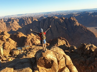 1-Day Mount Sinai and Saint Catherine Monastery Tour from Sharm