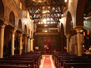 1-Day Old Coptic Cairo Tour
