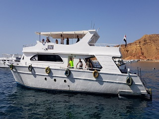 1-Day Ras Muhamed and White Island Snorkeling Tour from Sharm