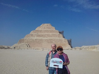 1-Day Saqqara, Memphis, Dahshur Tour from Cairo