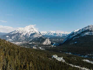 1-Day Yoho National Park, Lake Louise, Fairmont Tour from Calgary