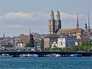 1-Day Zurich & Surrounding City Tour