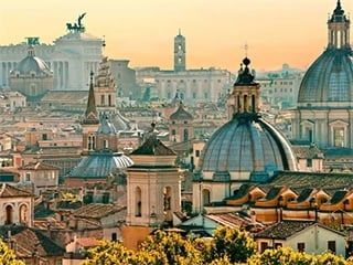 10-Day Florence, Paris, Venice, Verona, Zurich Tour from Rome from Airport Pickup