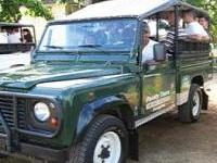 1-Day Waterfall Jungle Jeep Tour from Paraty
