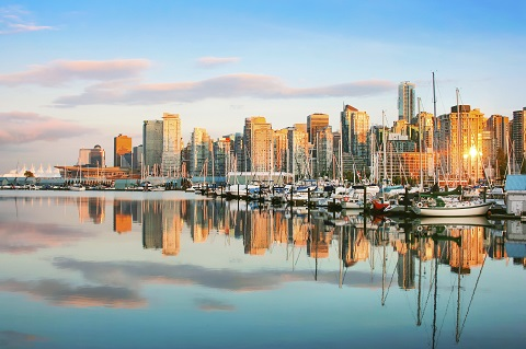 6-Day Vancouver, Canadian Rockies and Victoria/Whistler Tour from Vancouver/Seattle (Winter Tour)