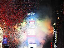 9-Day East Coast New Year's Eve Countdown Deluxe Tour from New York with Airport Transfer