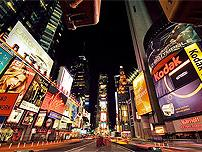 4-Day New York Times Square Countdown Tour with Airport Transfer
