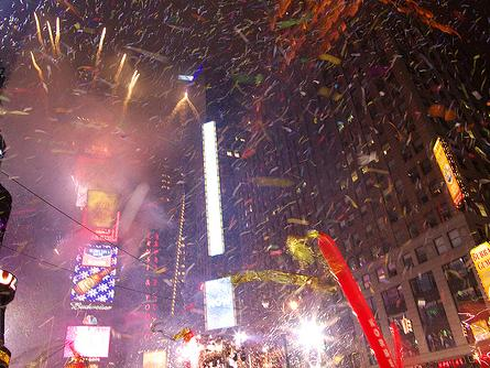 2-Day New York Times Square Countdown Tour with Airport Transfer
