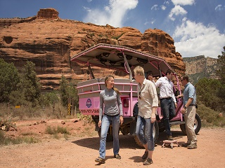 2.5-3 hr Ancient Ruins Tour from Sedona