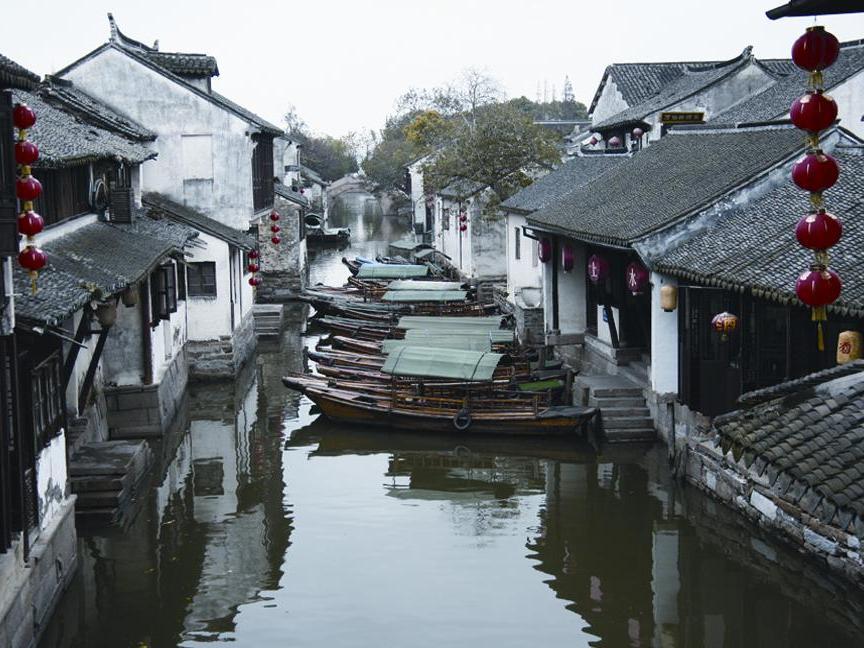 1-Day Tour to Su Zhou, Zhou Zhuang Water Village from Shanghai