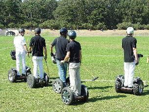Golden Gate Park Segway Official Tour
