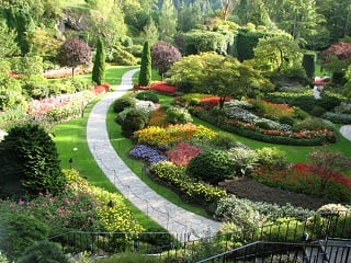 1-Day Victoria, Butchart Gardens Tour from Vancouver