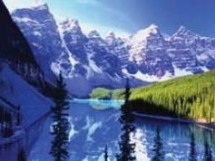 4-Day Canadian Rockies and Hot Springs Tour from Vancouver