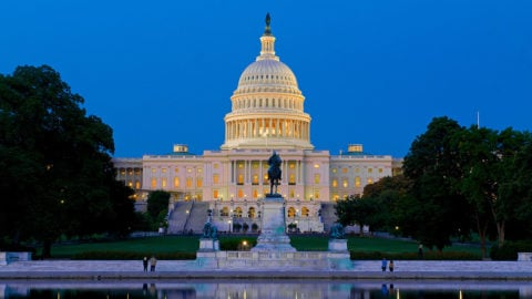 1-Day Washington DC Monuments by Moonlight Night Tour