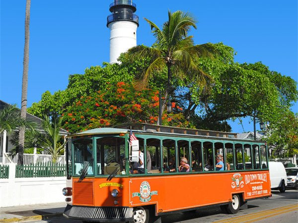 1-Day Key West Old Town Trolley Tours