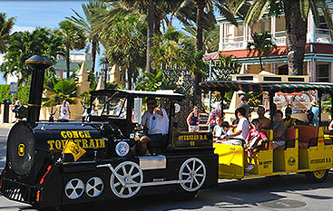 1-Day Key West Conch Tour Train