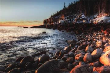 3-Day Acadia National Park, Maine Coast, Head Light House Tour from New York