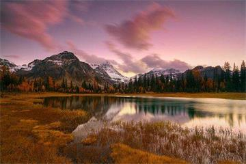 4-Day Banff, Jasper, Athabasca Glacier, Canadian Rockies Tour from Vancouver