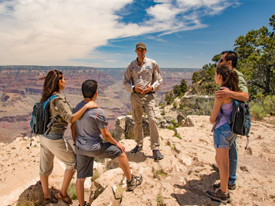 1-Day Grand Canyon National Park South Rim Tour from Las Vegas