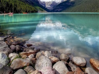 6-Day Delightful Canadian Rockies, Victoria and Butchart GardenTour from Vancouver/Seattle, Vancouver out (Summer Tour)