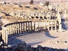 1-Day Amman City and Jerash City  Tour from Amman