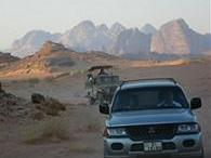 2-Day Petra and Wadi Rum Tour from Amman, Madaba or Dead Sea