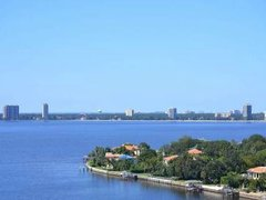 Tampa Bay and Davis Island Helicopter Tour from Tampa