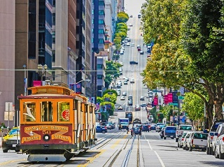 4-Day San Francisco, Yosemite Tour Package from Los Angeles with Airport Transfers