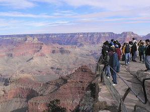 3-Day Grand Canyon South Rim, Las Vegas Tour from Los Angeles with Airport Pick Up