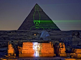 2-Hour Giza Pyramids Sound and Light Show Tour from Cairo
