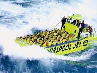 Wet Jet Boat Ride