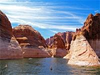 包伟湖游船 (Lake Powell Cruise)