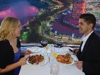 施格林瞭望塔塔+瀑布观景自助晚餐 (Skylon Tower+Revolving Restaurant Dinner)