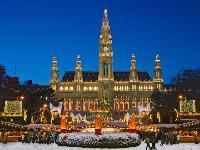 维也纳市政厅 (Rathaus)
