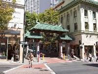 旧金山中国城 (San Francisco Chinatown)