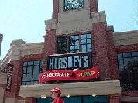 好时巧克力世界 (Hershey Chocolate World)