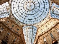 维多利亚二世拱廊 (Galleria Vittorio Emanuele II)