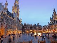 布鲁塞尔大广场 (Grand Place)