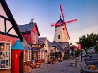丹麦村 (Solvang, CA)