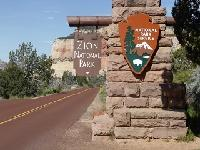 锡安国家公园 (Zion National Park, UT)