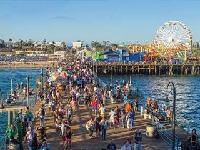 圣塔莫尼卡 (Santa Monica, CA)