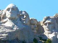 Mount Rushmore National Memorial, SD