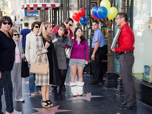 Hollywood Behind-the-Scenes Walking Tour